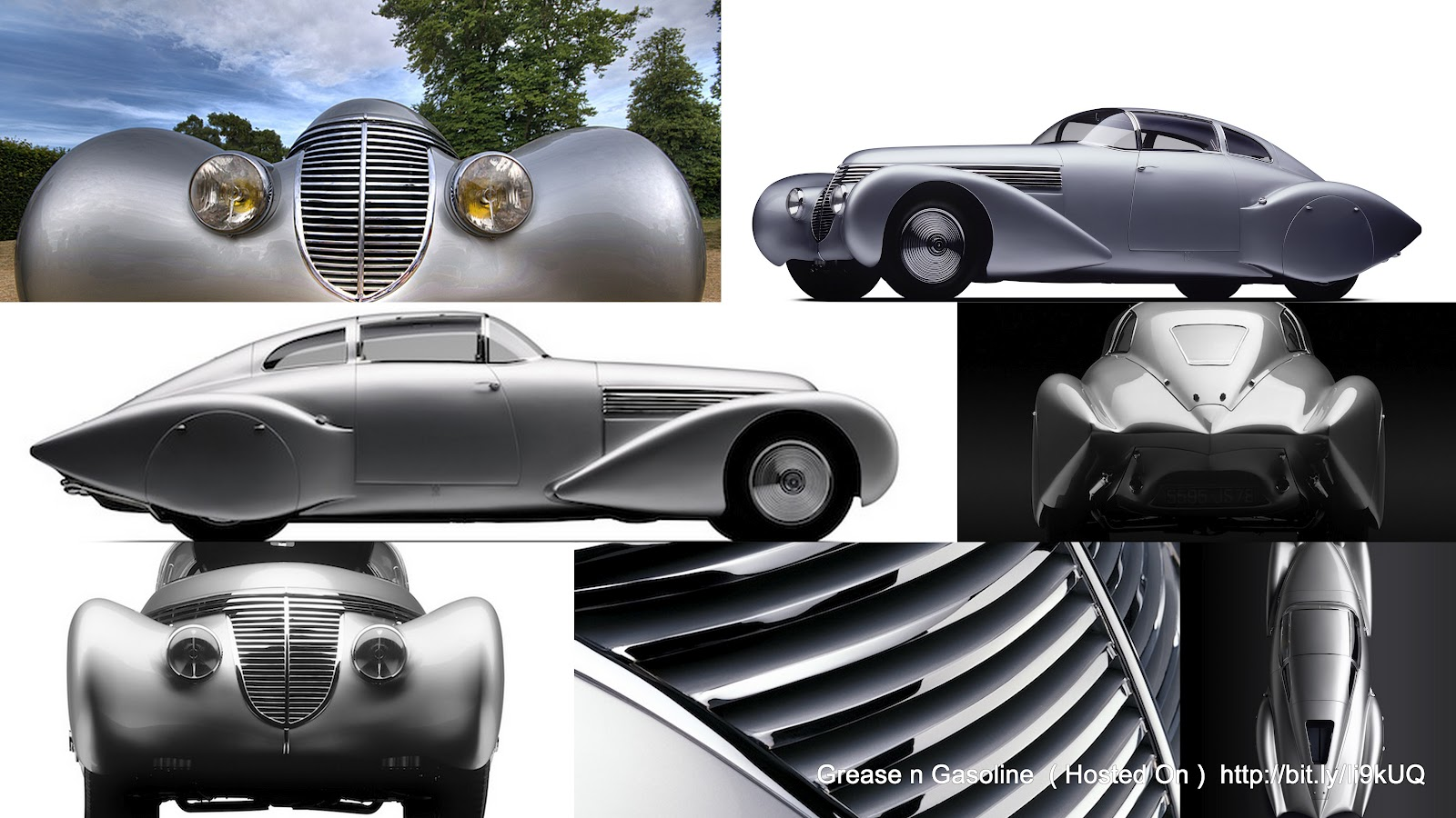 1938 Hispano Suiza H 6C    Xenia    Coupe   Throttle Mag