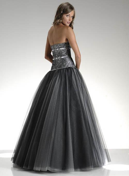 Los mejores vestidos asequible vestidos de baile for Color plomo