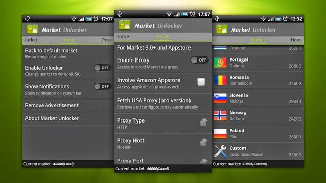 Market Unlocker Pro V3.5 APK FULL Para Android