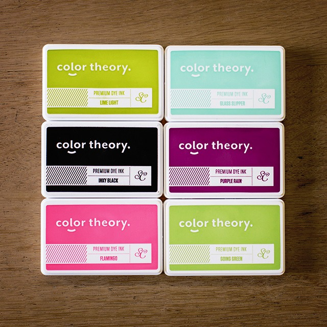 Studio Calico Color Theory Inks