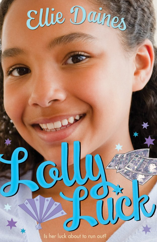Bookhi: Lolly Luck by Ellie Daineslolly model