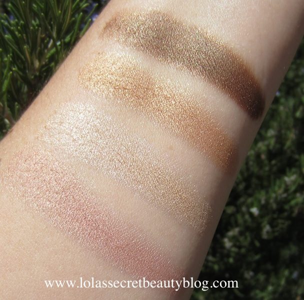 The sheen in each shade is stunning and refined- never a glitter-fest! 0396add008e3