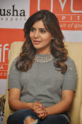Samantha Glam pics at Pratyusha NGO Event-thumbnail-10