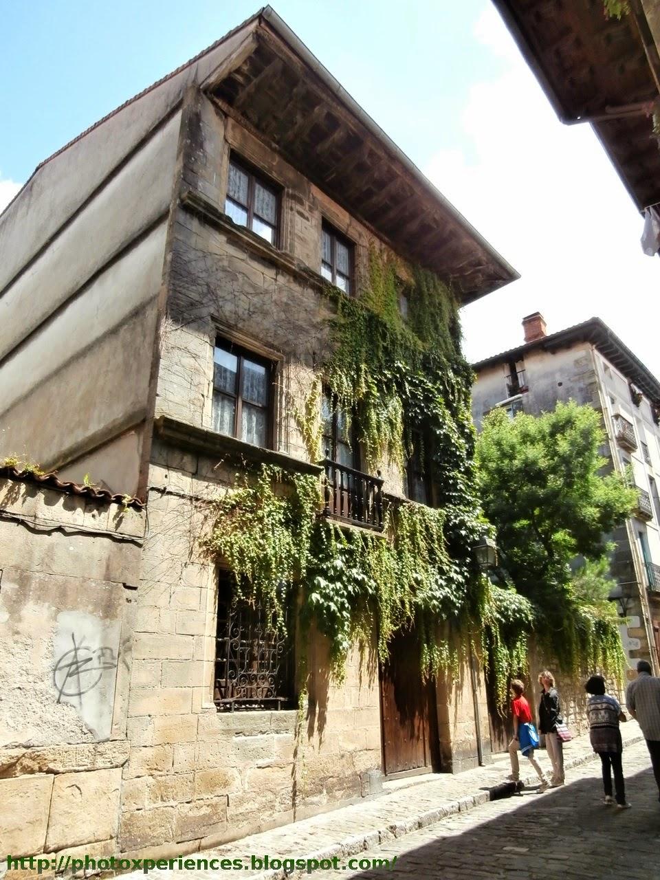 Casco Viejo de Hondarribia - Fuenterrabía