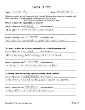 Special Education essay check website