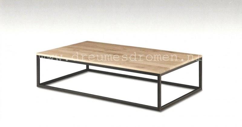 De verbouwing zelf een salontafel maken for Zelf een tuintafel maken