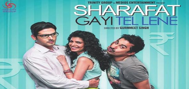 Sharafat-Gayi-Tel-Lene-2015-online-watch