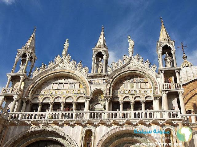 معالم ايطاليا مدينة البندقية