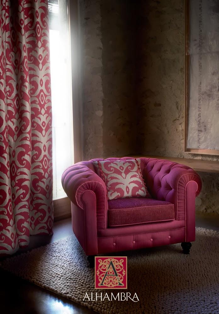 Red river interiors avant garde fabrics for Avant garde interiors