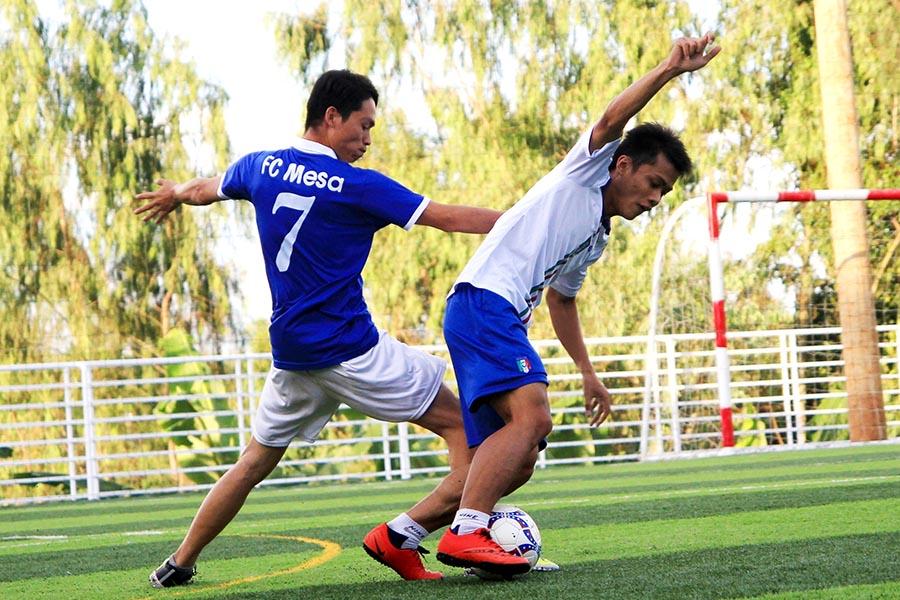 """Gia Lai: Bước tiến mới của bóng đá """"phủi"""""""