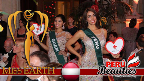 Miss Earth 2015 Long Gown Competition at Rathaus