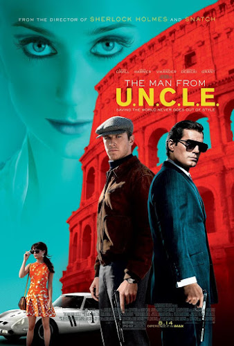 The Man from U.N.C.L.E. (BRRip 720p Dual Latino / Ingles) (2015)