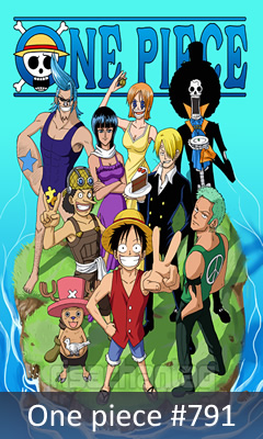 Leer One Piece Manga 791 Online Gratis HQ