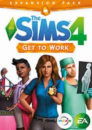 Download Games The Sims 4 Get Work Full Version