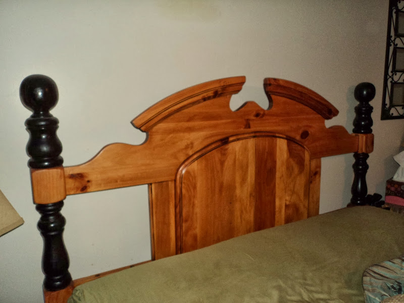 Redo Iron Bed Headboard