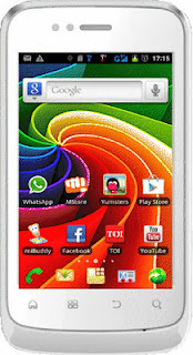 Micromax Superfone Punk A45 Specification and Price