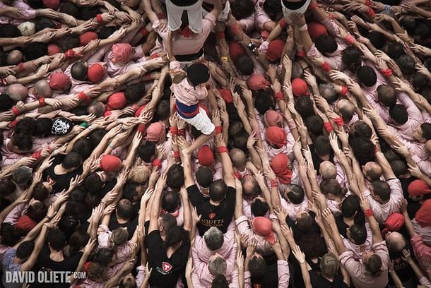 Concurs de Castells Spain
