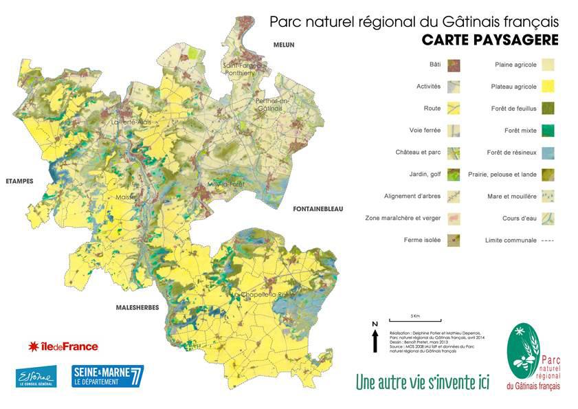 Breuillet nature parc naturel r gional du g tinais fran ais for Jardin en gatinais 2015