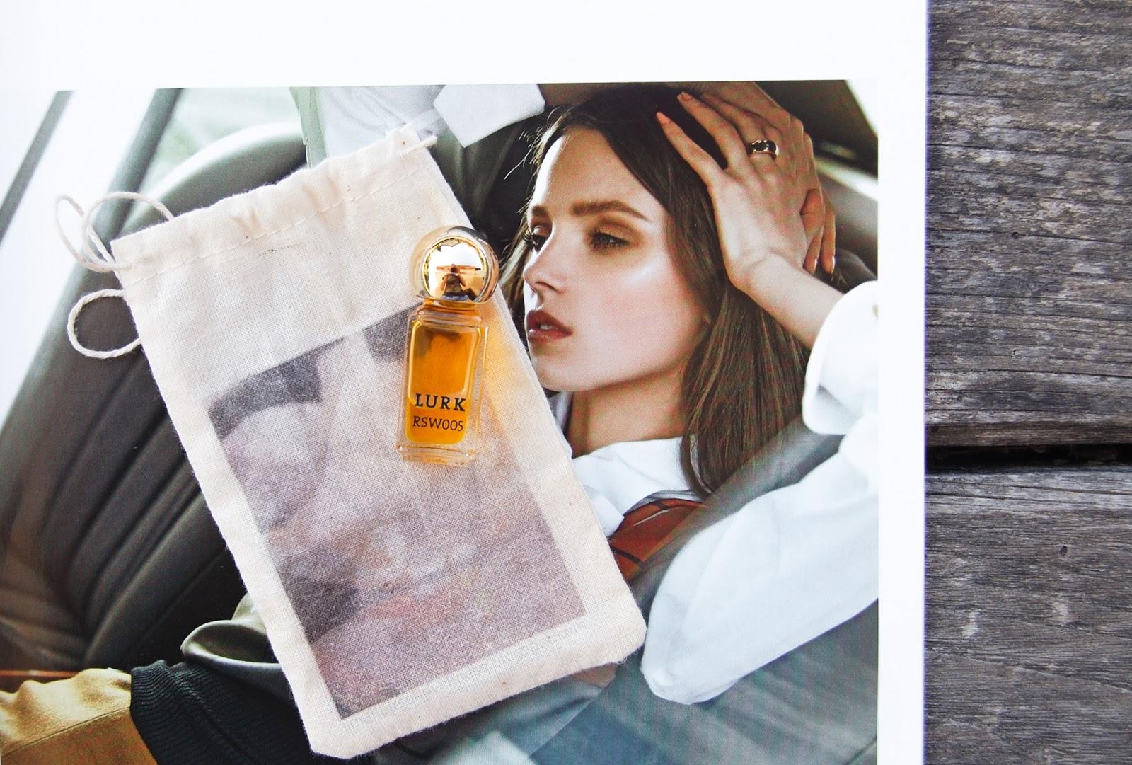LURK Organic Perfume Oil RSW005