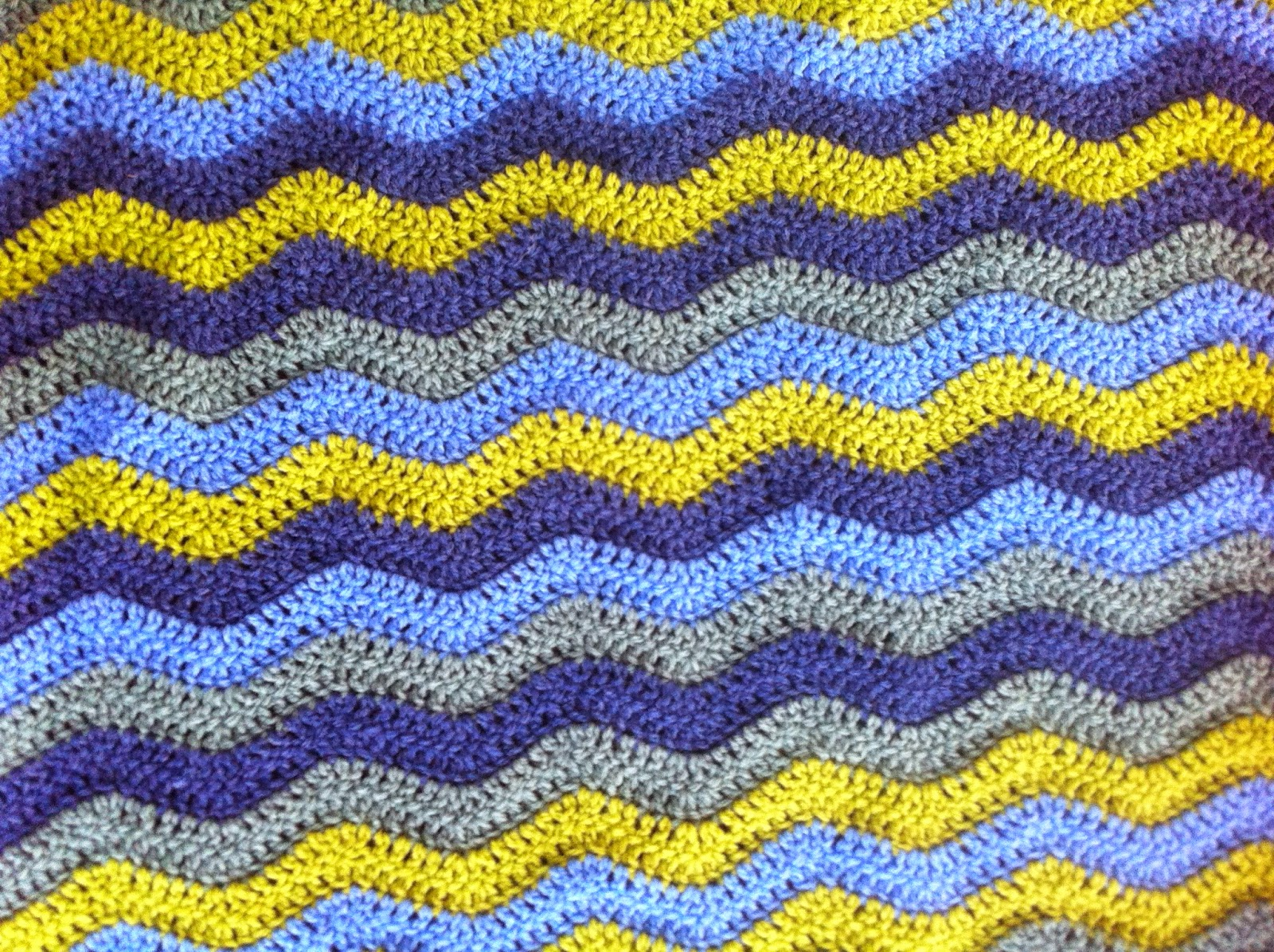 Crochet ripple blanket rue du belvedere i started this ripple blanket way back in october and i can finally say its done i cant believe how long its taken but i love it bankloansurffo Images