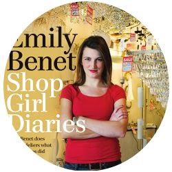 Shop Girl Diaries on Kindle (£2.58)