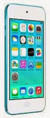 Apple iPod Touch 16GB 5G MP3 Player Blue