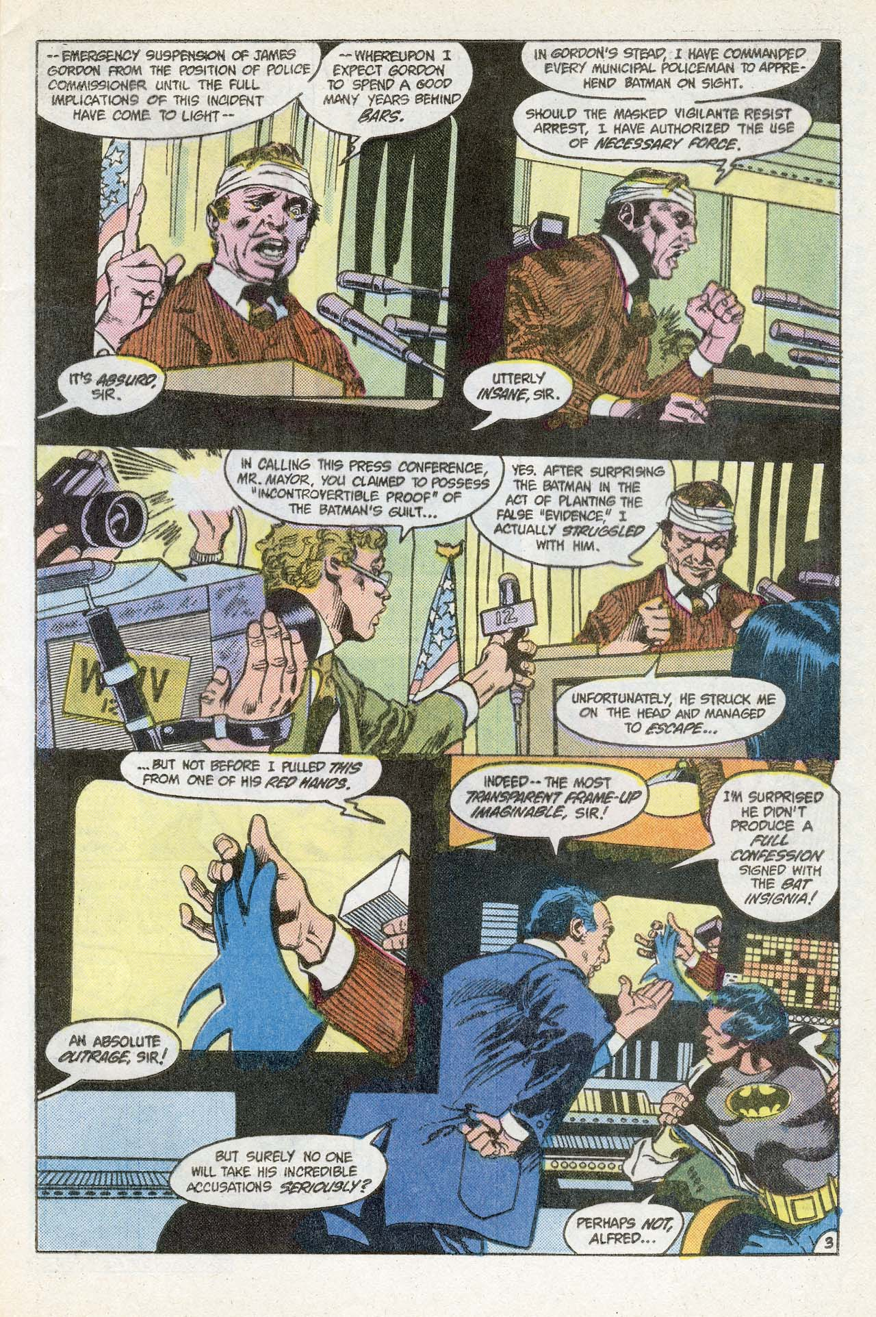 Detective Comics (1937) Issue #546 Page 5