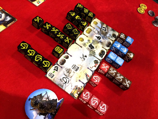 Curse of the Black Dice Essen 2015