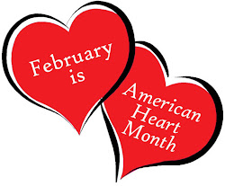 February is heart month