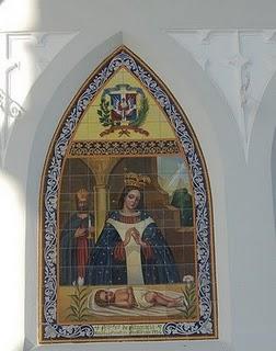 Imagen de Nuestra Señora de Altagracia