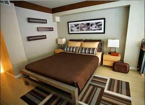 kamar tidur minimalis 9
