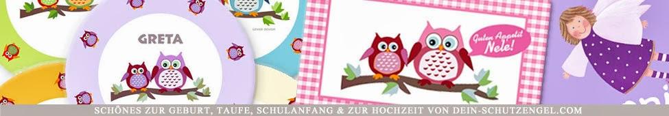 Kinder Geschirr, Kunstdrucke personalisiert, Kinderzimmer Bilder, Tischsets, Brotdosen,Trinkflaschen