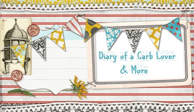 Diary of A Carb Lover and More