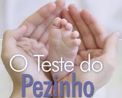 """""""TESTE DO PEZINHO"""""""