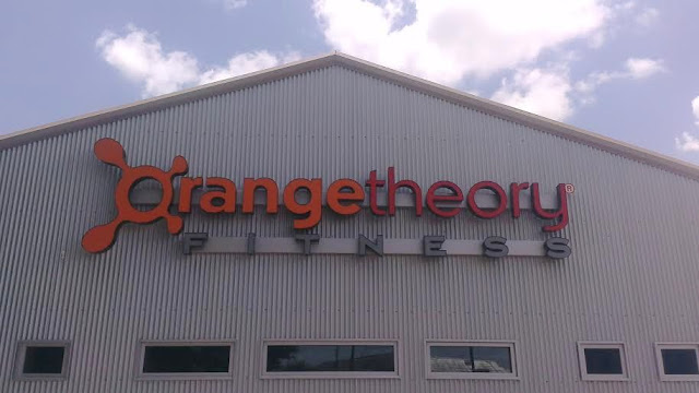Orangetheory Fitness - New Location + A Giveaway