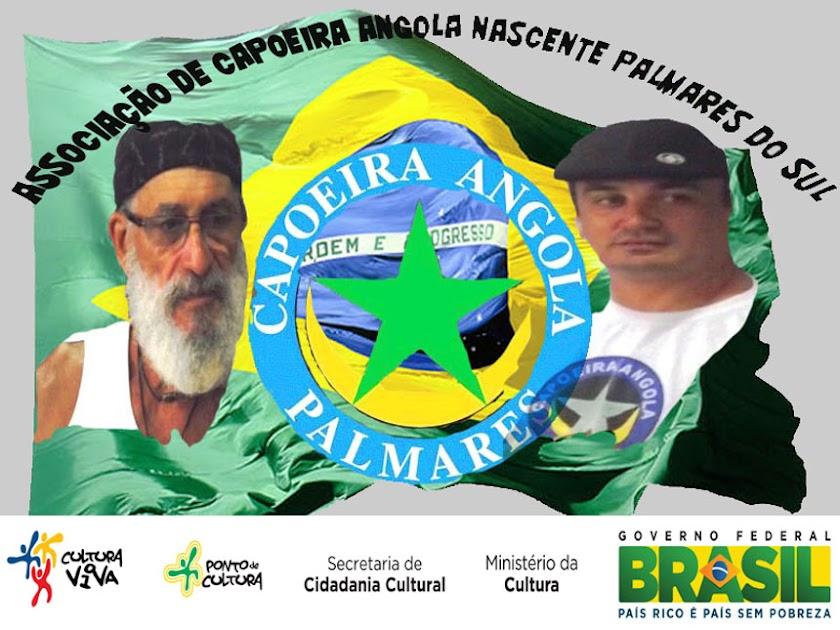 Capoeira Angola Nascente Palmares do Sul