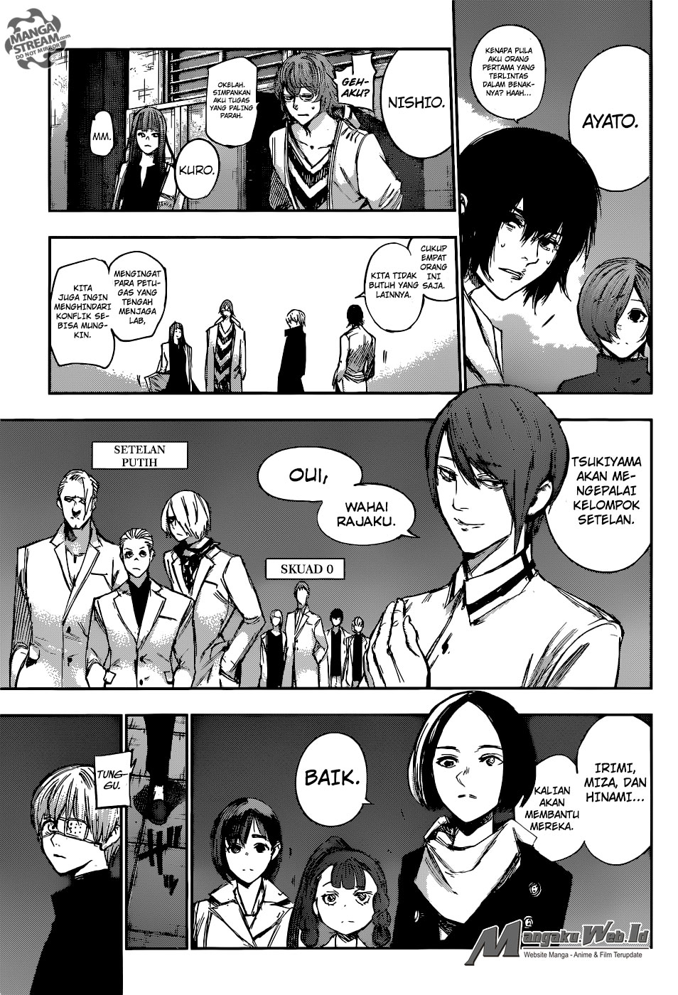 Tokyo Ghoul:re Chapter 104-13