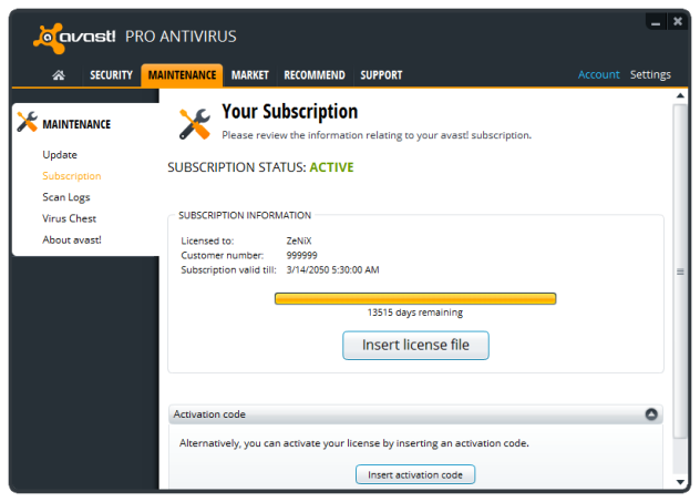 Download avast latest version with crack