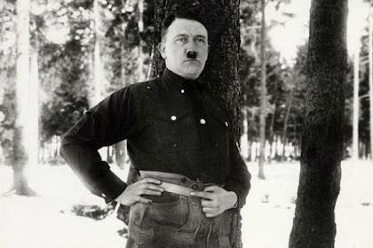 Ditemukan Foto Paling Memalukan Adolf Hitler