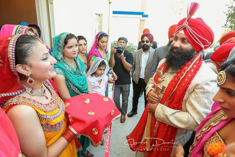 Basically The Groom Has To Pay His Way Inside Temple It Makes More Sense Like This Instead Of Going Through After He S Already Married