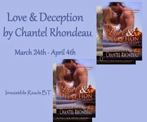 Book Review Tour for Love & Deception