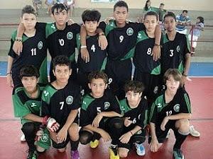 SUB 13 FF SPORT CLUB FUTSAL