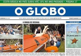Diario O GLOBO  de Brasil.