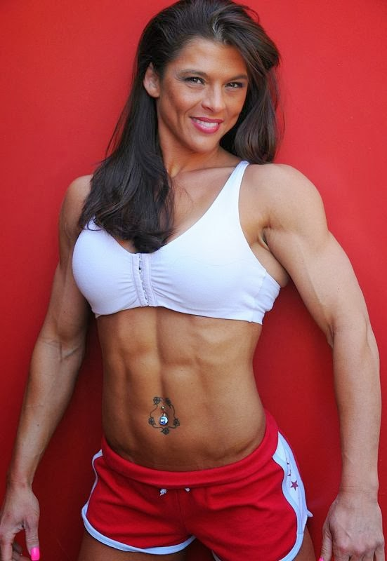 Ann Titone - Fitness Women