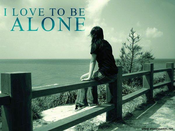 Sad Alone girl wallpapers
