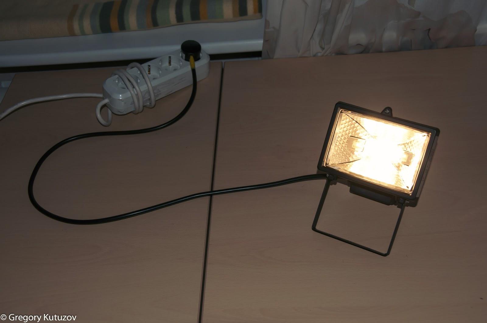 Лайтбокс светильник своими руками
