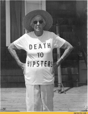 Chiste Hipster