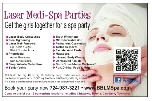 http://www.bodybeautifullasermedi-spa.com/Wedding_Parties.htm