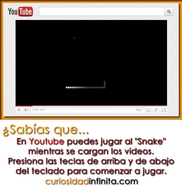 curiosidades de youtube