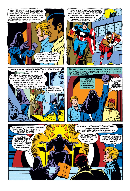 Captain America (1968) Issue #174 #88 - English 4